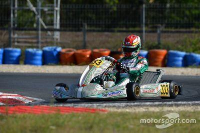 Salbris - European Championship KZ y KZ2