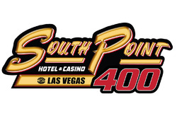Las Vegas Motor Speedway Monster Energy NASCAR Cup Series race logo