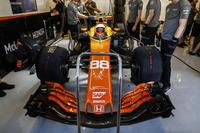 Олівер Тьорві, McLaren MCL32