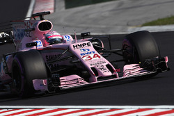 Nikita Mazepin, Force India VJM10