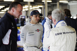 Felipe Massa, Williams; Steve Soper