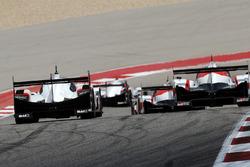 LMP1-Action mit Porsche und Toyota