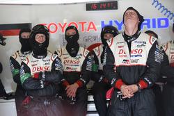 Teammitglieder: Toyota Gazoo Racing