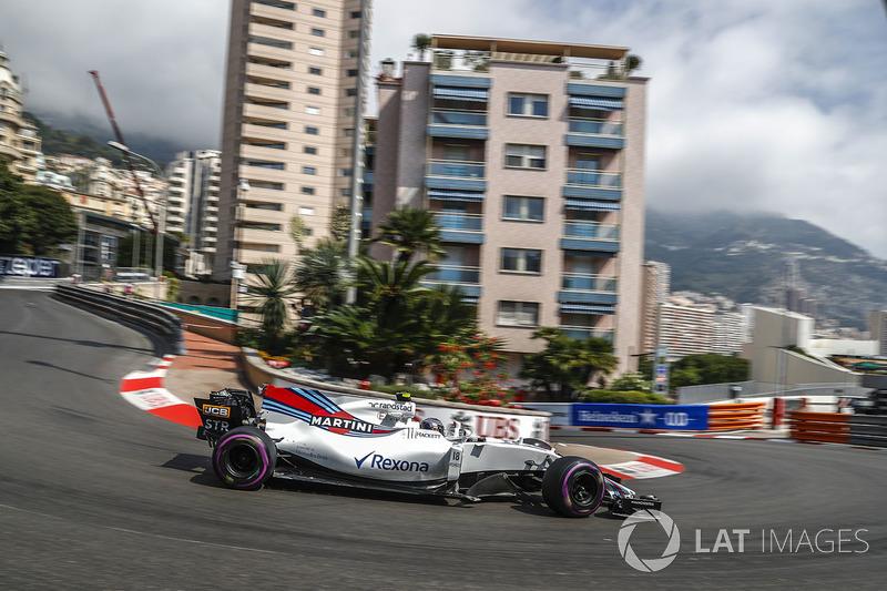 17. Lance Stroll, Williams FW40