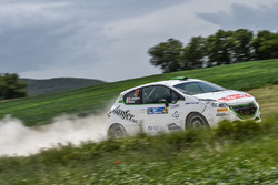 Damiano De Tommaso, Michele Ferrara, Power Car Team Peugeot 208 R2B