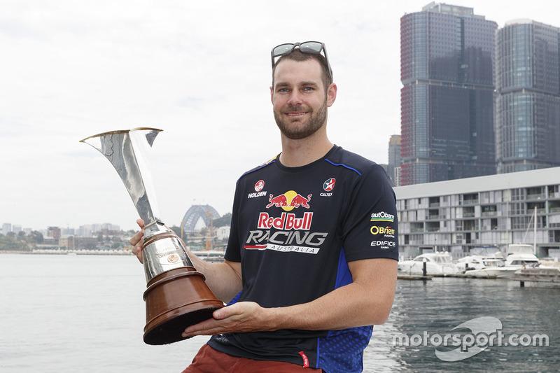Supercars: Shane van Gisbergen, Triple Eight Race Engineering