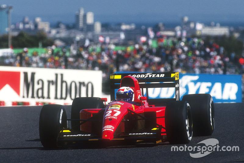 1991 - Ferrari 643