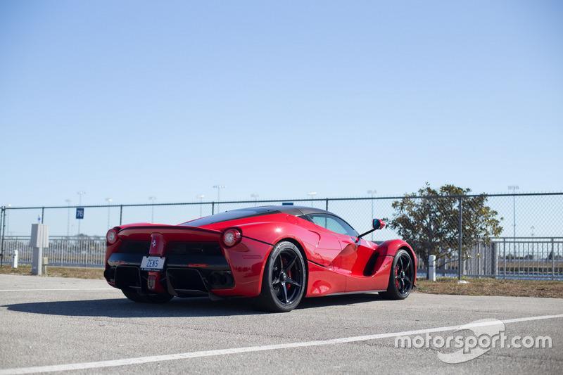 Colección de Ferrari