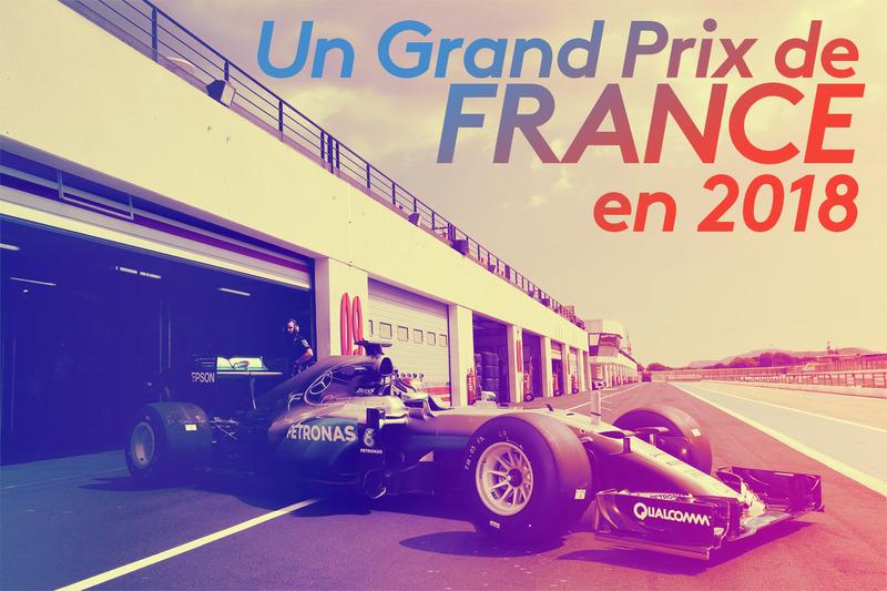 عودة جائزة فرنسا الكبرى في 2018