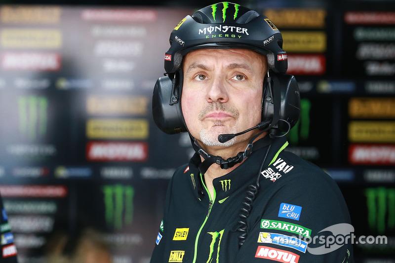 Steve Blackburn, Monster Yamaha Tech 3, Teammitglied