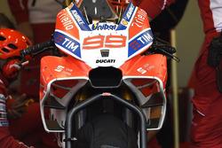 Обтічник мотоцикла  Ducati