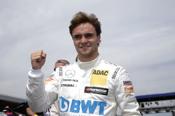 Pole position pourLucas Auer, Mercedes-AMG Team HWA, Mercedes-AMG C63 DTM