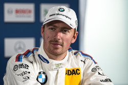 Third place Maxime Martin, BMW Team RBM, BMW M4 DTM