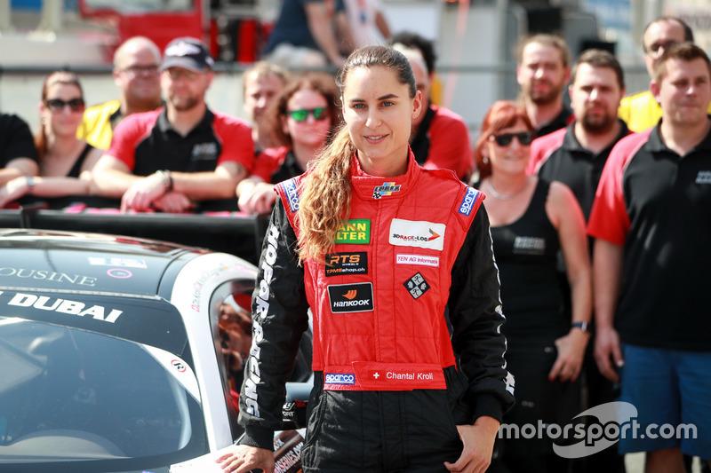 Chantal Kroll, Hofor-Racing