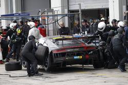 Піт-стоп, #28 Audi Sport Team Land-Motorsport, Audi R8 LMS: Крістофер Міс, Коннор де Філліпі
