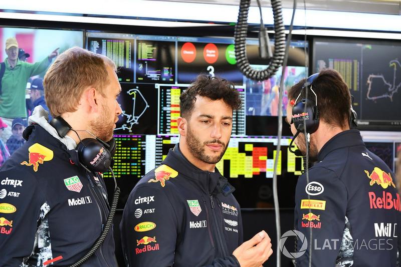 Даніель Рікккардо, Red Bull Racing