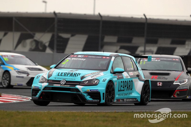 Жан-Карл Верне, Leopard Racing Team WRT, Volkswagen Golf GTi TCR