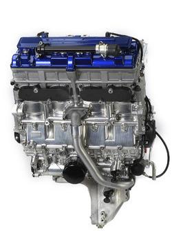 Le moteur de la Yamaha YZR-M1