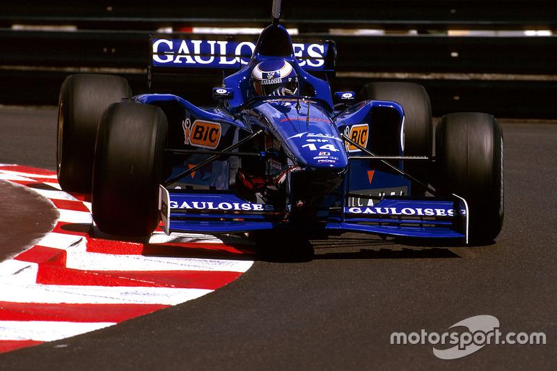 #14 : Olivier Panis, Prost JS45