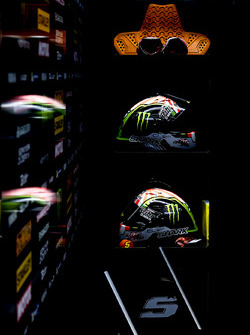 Helmets of Johann Zarco, Monster Yamaha Tech 3