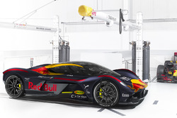 Aston Martin RB 001 con livrea Red Bull Racing