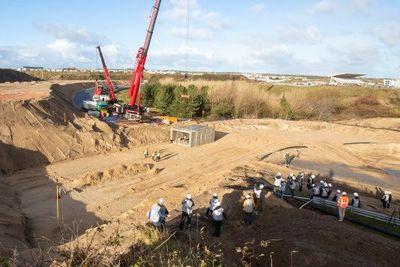 Werkzaamheden Circuit Zandvoort