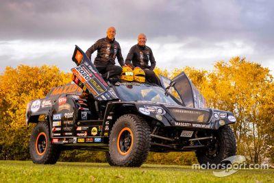 Dakar 2020-presentatie Tim en Tom Coronel