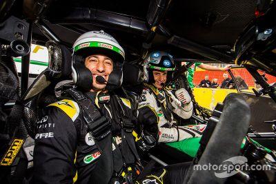 Tes Supercars - Daniel Ricciardo