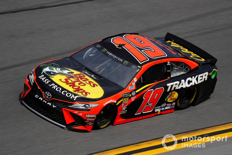 11. Martin Truex Jr., Joe Gibbs Racing, Toyota Camry Bass Pro Shops