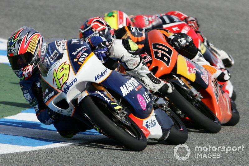 GP d'Espagne 2006 125cc