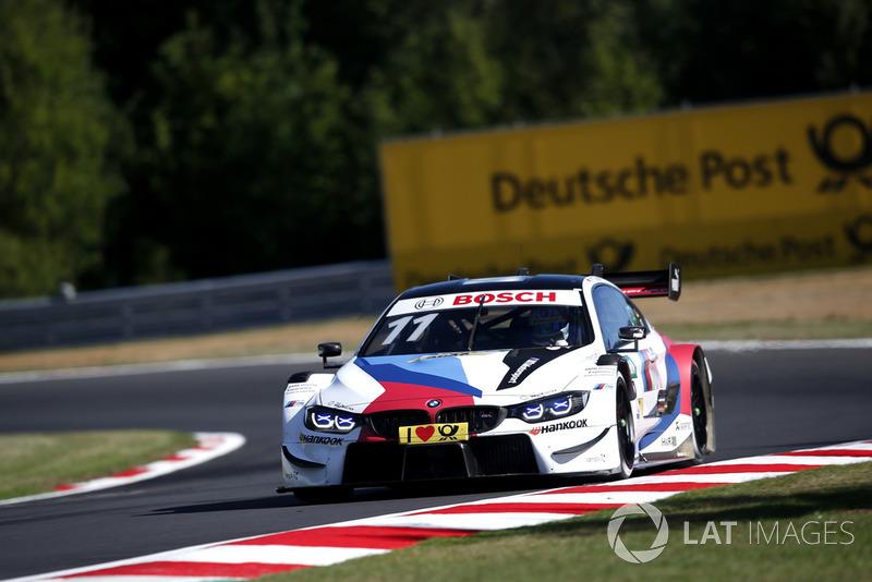 05. Marco Wittmann, BMW Team RMG, BMW M4 DTM