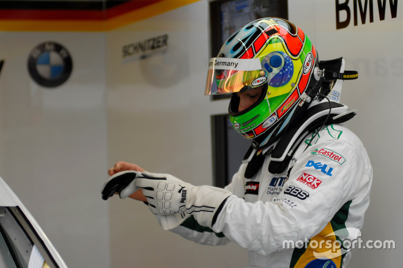 Augusto Farfus, BMW Team Germany, BMW 320si