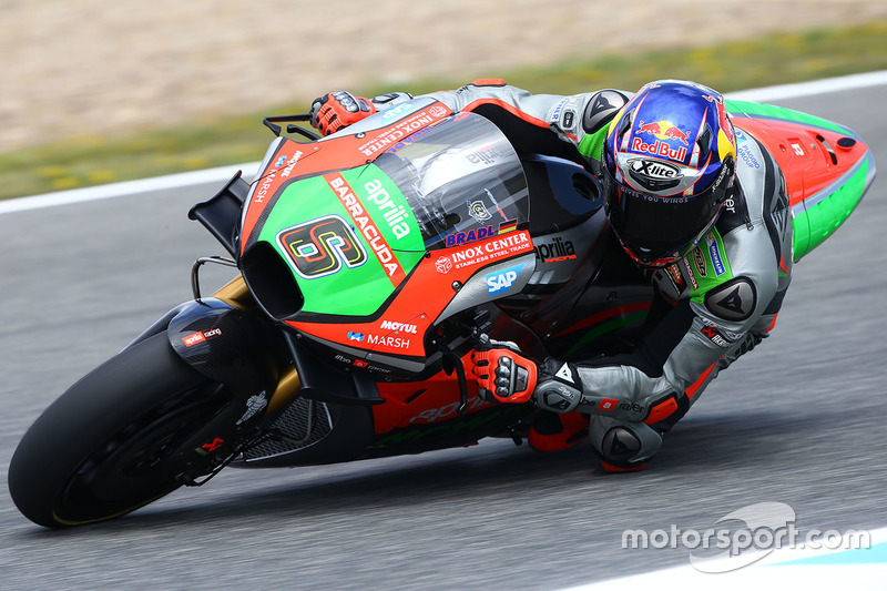 Aprilia Racing Team Gresini, Aprilia RS-GP: Stefan Bradl