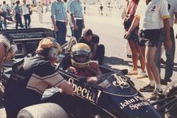 Айртон Сенна, Lotus 97T-Renault