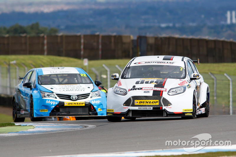 Mat Jackson, Motorbase Performance, Chris Smiley, Tony Gilham Racing