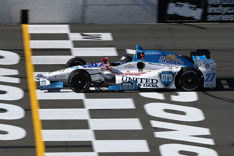 Resultado de imagen de 8. Marco Andretti, Andretti Autosport Honda