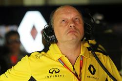 Frederic Vasseur, Renault Sport F1 Team Director de carrera