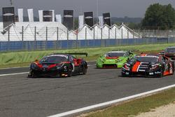 Partenza Gara 2 GT3