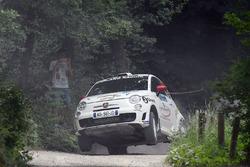 Gianandrea Pisani, Nicolo Gonella, Fiat 500 Abarth R R3T, Jolly Racing Team