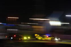 #66 Ford Performance Chip Ganassi Racing, Ford GT: Sébastien Bourdais, Joey Hand, Dirk Müller; #50 H