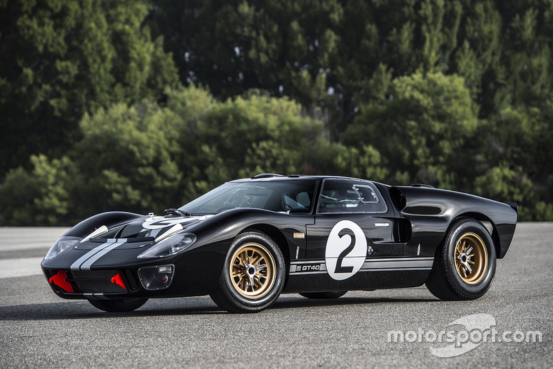 Ford GT 66 Heritage Edition, Ford GT40 MARK II