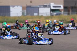 Diego LaRoque memimpin Micro Max