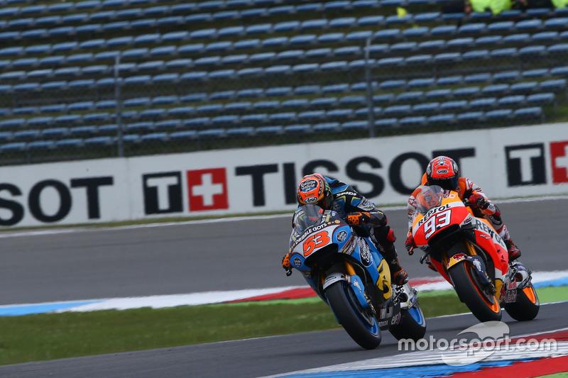 Tito Rabat, Marc VDS Racing Honda ve Marc Marquez, Repsol Honda Team
