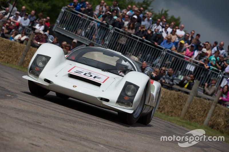 Porsche 906 - Rudi Lins