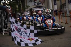 Фінальна гонка Red Bull Kart Fight