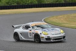 Jerimy Daniel, Porsche Cayman S