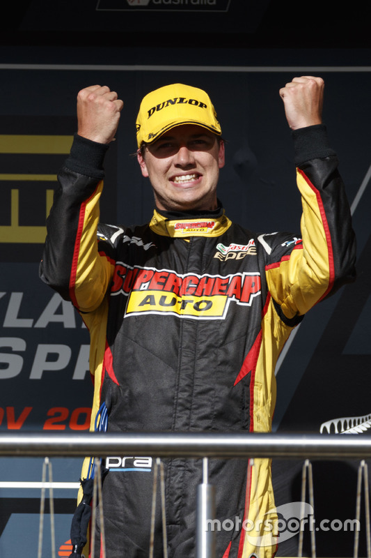 Podium: 3. Chaz Mostert, Rod Nash Racing, Ford