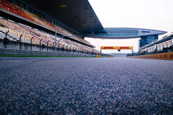 Shanghai International Circuit track overview