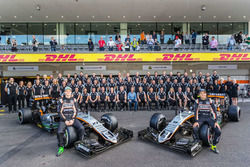 Sahara Force India all members