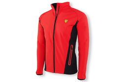 Clásica chaqueta de Shell suave Scuderia Ferrari 2016